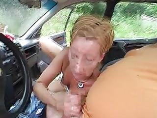 parkplatz treff - sex sperma abspritzen voyeur