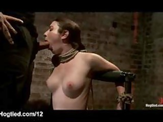 tied playgirl throat screwed and bawdy cleft