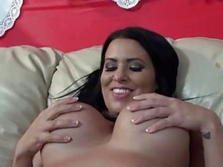 lacie james has her a-hole licked