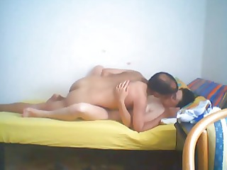 sexy turkish pair fuck at home