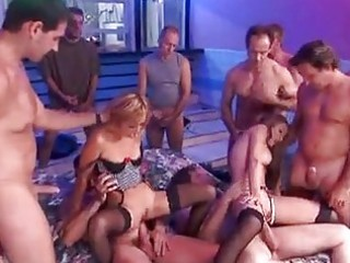 angels with braces acquire gang group-fucked