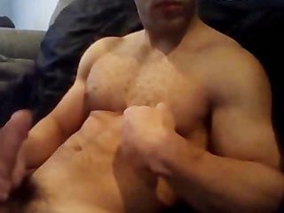 large muscles, large weenie and large load jizz