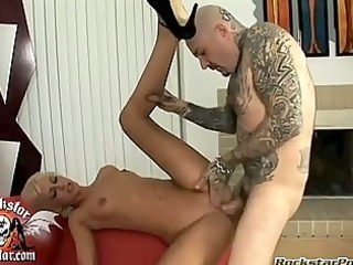 bitchy hottie christine alexis sits her moist cum