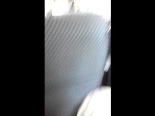 public masturbation in car untill i cum like hell