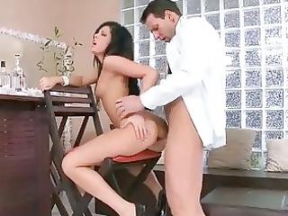 madison parker enjoying hard anal sex
