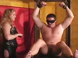 playgirl fastened and gagged