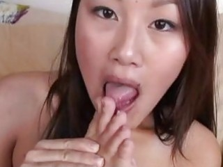 sexy oriental chick evelyn lin receives her dirty