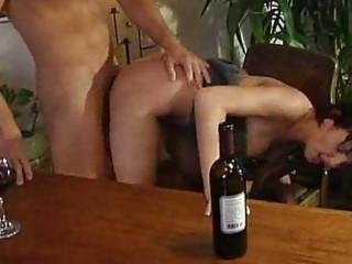 drunken aged hoes engulfing pounder