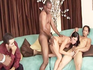 oh no! theres a negro in my wife! 7 - scene 8