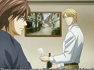 anime homosexual mafia son on his secret affairs