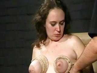 breast castigation and extraordinary thraldom of