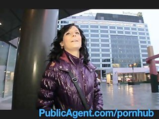publicagent lenka take specie for a ride in her