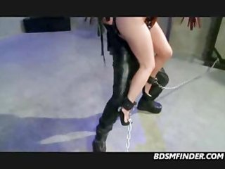 flogged paddled belted and shocked