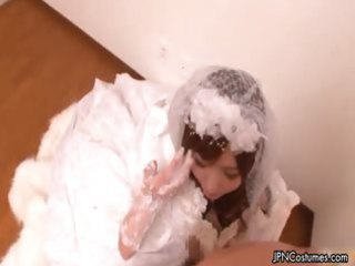 hawt japanese cosplay bride t live without part1