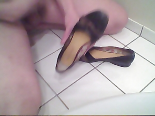 cum on my mama shoes #1