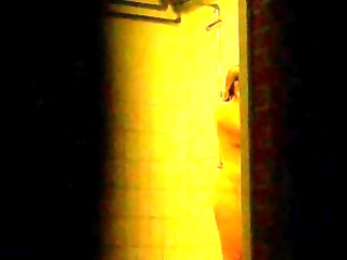 shower room spy webcam