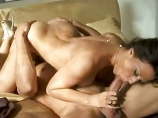 pornstar rachel starr eagerly takes a beefy pole