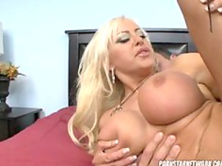 biggest tit blond savannah gold arse drilled