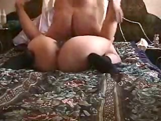 fat unshaved milfs chest sat on