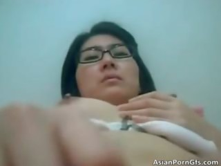 hot asian hotty getting taut cunt part7