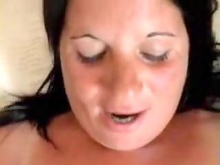 my hawt wife getting her vagina slammed