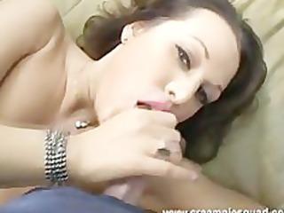 ashley coda steamy sex on creampie squad