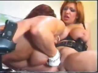 breasty lesbo cops