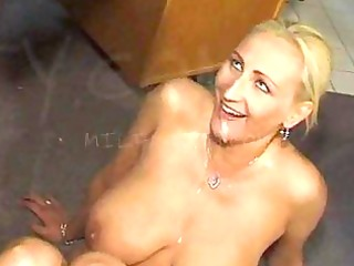 cum swallowing d like to fuck whore with large