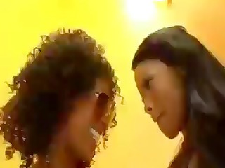 naughty harlots misty stone and rihanna rimes