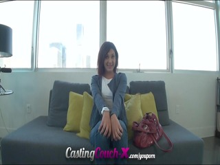 casting daybed anal auditions movie scene
