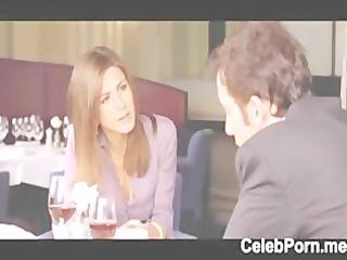 celebrity jennifer aniston has coarse sex actions