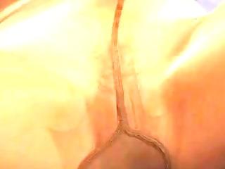 pantyhosed sex tool enjoyment