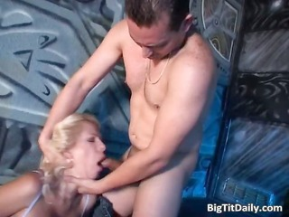 anal excursion for blond whore