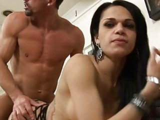 mellow ladyboy acquires absolutely used