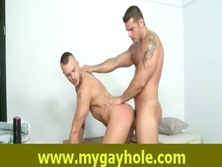 reliving the past - homosexual anal scene 9
