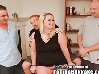 hot southern bell cammy acquires a tampa bukkake