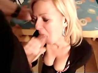 hungarian blonde mature