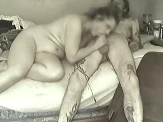 tattooed bloke owns playgirl