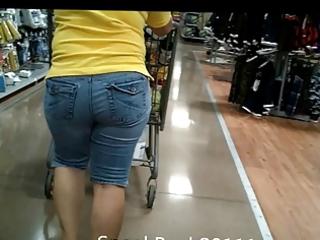 candid butt #2