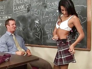 schoolgirl nailed hard
