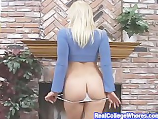 hawt blondie goes solo