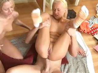slovak blondes anal some hard