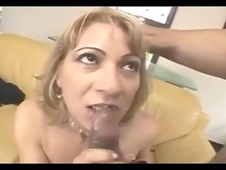 sexy brazilian aged lady with sexy outfit and