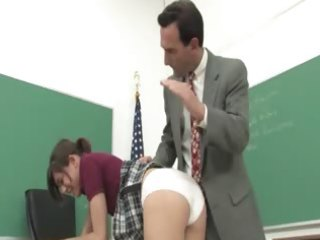 great blowjob banging with juvenile student