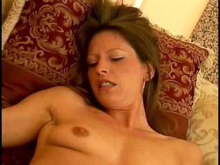 excited mother id like to fuck finds a big rod to