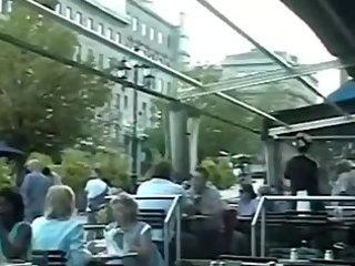 flashing in public