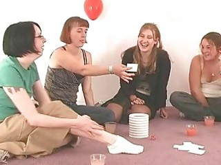 non-professional humorous party