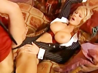 bromance female double barrel bj great double vag