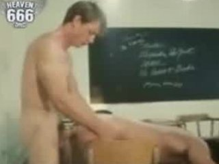 shock!!!! peter north acquires his a-hole pounded