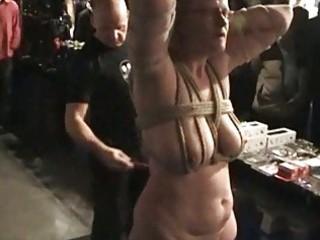 public whipping of european slavegirl